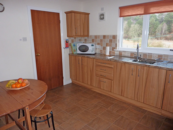 Kitchen at Lapwing Rise